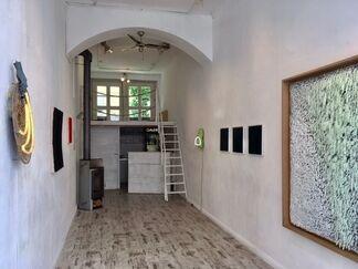 WAX & LIGHT Volker Behrend Peters / Emanuel Mooner, installation view