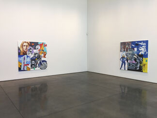 Miroslav Antic   Roger Berry, installation view