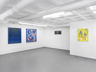RUSSELL TYLER, installation view