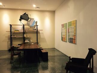 The Page Gallery at KIAF 2017, installation view