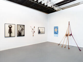 Lévy Gorvy at The Armory Show 2017, installation view