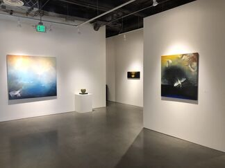 """Lynda Lowe """"The Edge of the Known"""", installation view"""