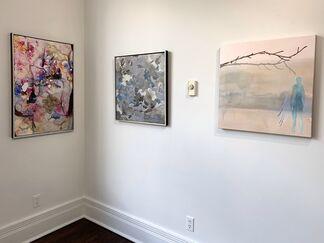 Interplay, installation view