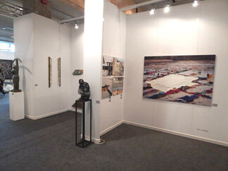 Faur Zsofi Gallery at Contemporary Istanbul 2015, installation view