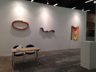 Del Infinito Arte at ARTBO 2015, installation view