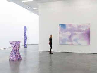 Shirazeh Houshiary: Nothing is deeper than the skin, installation view