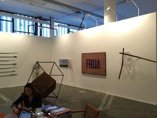 Baró Galeria at SP-Arte 2017, installation view