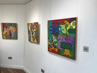 Frances Ferdinands - Enduring Patterns, installation view