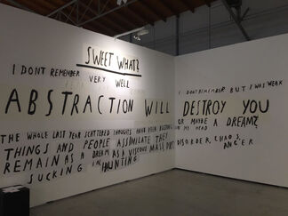 Galerija VARTAI at viennacontemporary 2017, installation view