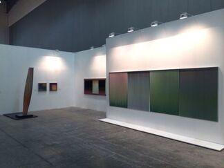 Galería Cayón at Zona MACO 2015, installation view