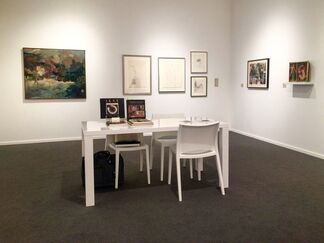 Anglim Gilbert Gallery at Frieze Masters 2015, installation view