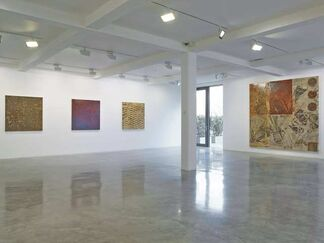 Canan Tolon: Sidesteps, installation view