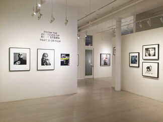 FROM THE ARCHIVES OF BERT STERN PART II: ON FILM, installation view