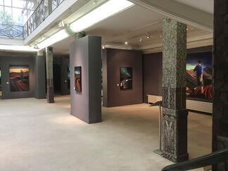 Light Hunters, installation view
