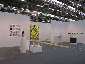 Sies + Höke at The Armory Show 2014, installation view