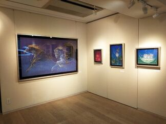 Noriyuki Kobayashi Exhibition, installation view