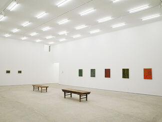Tree - Benjamin Butler solo exhibition, installation view
