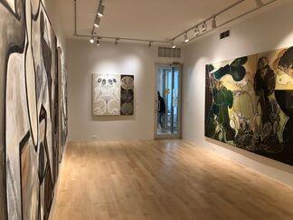 Angiola Churchill, installation view