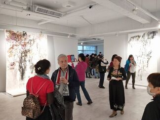 The Muse of Taroko Gorge: Mei-Hui Lee Solo exhibition, installation view