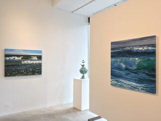 Erika Toliusis: Mares, installation view