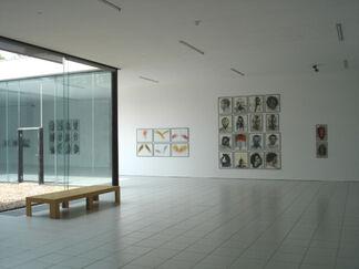 Arnulf Rainer, installation view