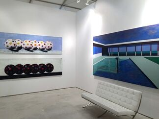 Caldwell Snyder Gallery at CONTEXT Art Miami 2015, installation view