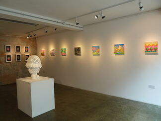 Something Melty This Way Comes, installation view