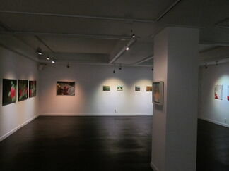 Re:born 展, installation view