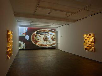 Laurent Grasso: Élysée, installation view