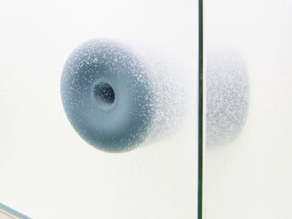 """""""Liquid to Air : Pneumatic Objects"""" by Self-Assembly Lab, MIT + Christophe Guberan, installation view"""