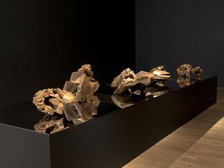 Quayola: Fragments, installation view