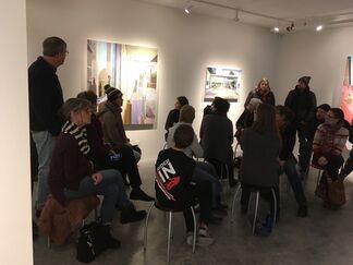 Dana Clancy: Sightlines, installation view