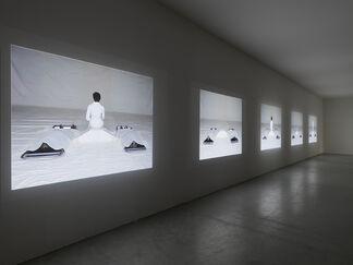 Inside, installation view