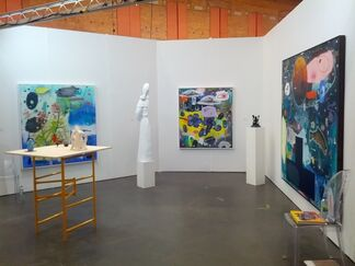 Galerie Laroche/Joncas at Feature: Contemporary Art Fair 2014, installation view
