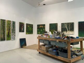 Katherine Bowling, New Works, installation view