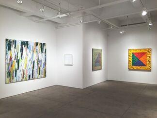 Kazuko Inoue: Thirty Years of Painting, installation view