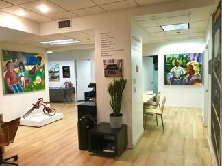 Typical America, installation view
