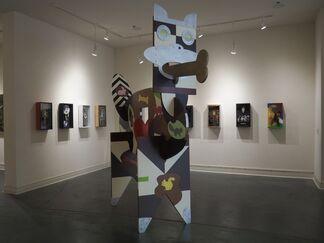 Assembling Thomas Mann: New Sculptural Objects, installation view