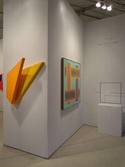 David Richard Gallery at Art Miami 2014, installation view