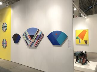 Helwaser Gallery at EXPO CHICAGO 2019, installation view