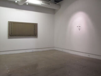 2012 MFA Candidacy Exhibition: Transmissions, installation view
