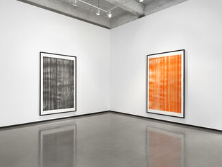 James Nares: HIGH SPEED DRAWINGS, installation view