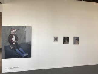Galleria Doris Ghetta at ARCOlisboa 2018, installation view