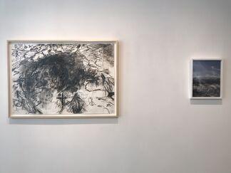 Connie Fox, Dimitri Hadzi, Andy Harper, Elmar Vestner, installation view