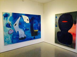 Lance De Los Reyes: Mastering Willpower, installation view