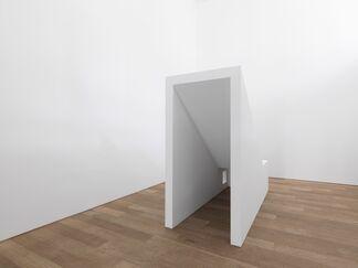 Jacob Kassay — HIJK, installation view