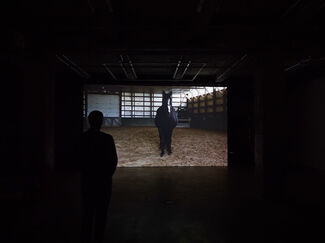 Corey McCorkle, installation view