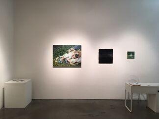 Interlude, installation view