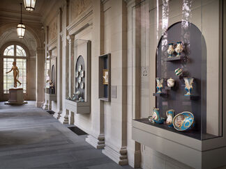From Sèvres to Fifth Avenue: French Porcelain at The Frick Collection, installation view
