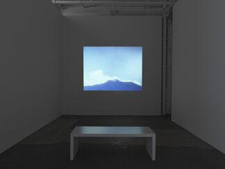 Etel Adnan, installation view